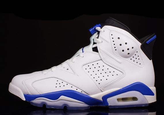 sports shoes 95443 b4f5b Air Jordan 6