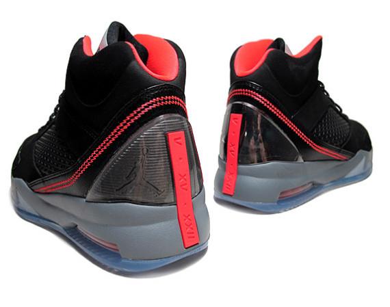 Air Jordan Future Flight Remix: Black