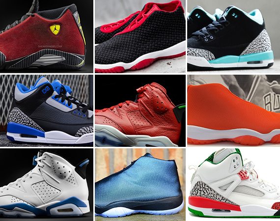 new jordans coming out this month