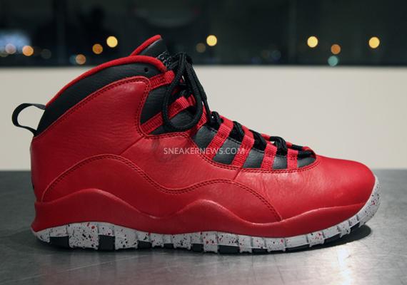 buy online 4be7a 83de3 Air Jordan 10: