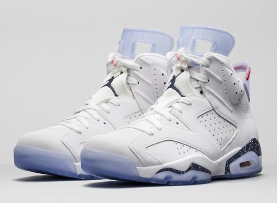 Air Jordan 6 Retro: \