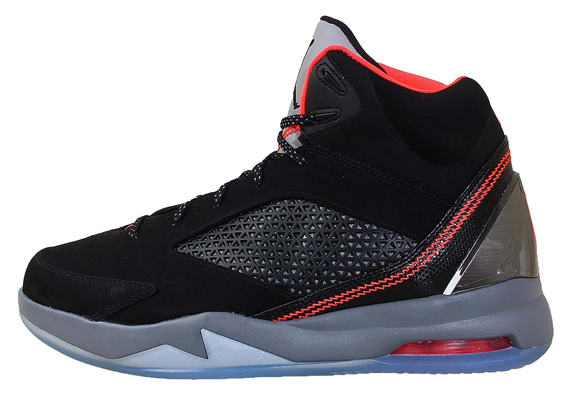 Jordan Future Flight Remix: Black - Infrared 23 - Cool Grey - Air ...