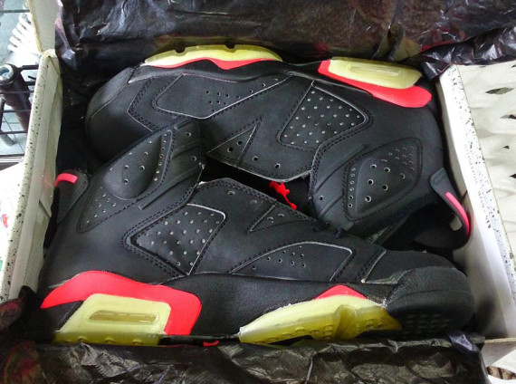 the best attitude 7255b 1d960 Air Jordan 6: