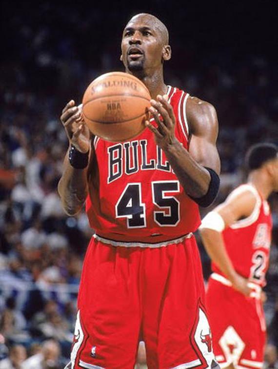 innovative design 76e23 d6085 Remember Michael Jordan's 1995 Comeback With These 20 Photos ...