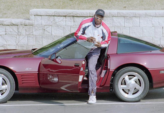 sports shoes 6c57b 720cc Michael Jordan Announced