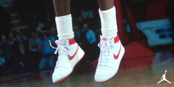 To Ship Are Sneakers Jordan's Nike Auction Headed Michael 1984 Air ulc31J5TFK