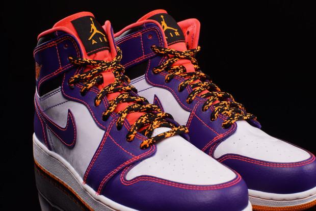 buena textura calzado lindos zapatos Air Jordan 1 Retro High BG