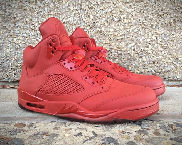 If Air Jordan 5 \u0026 \