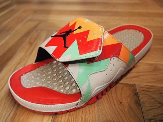 online store 7fbd3 cd294 Air Jordan Sandal Archives - Air Jordans, Release Dates ...