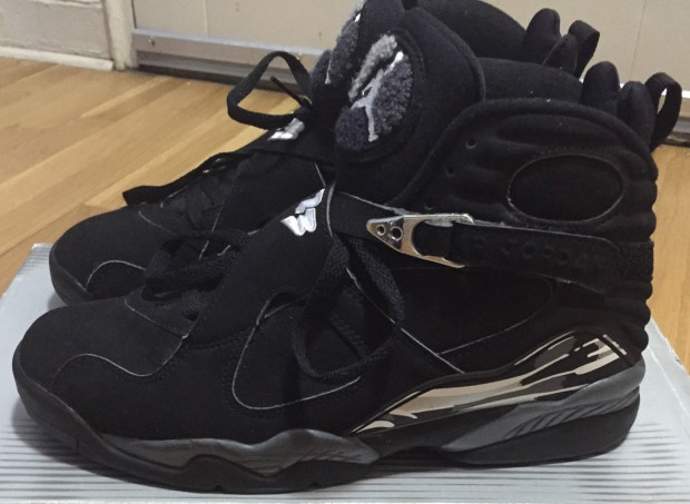 sale retailer 125d9 0b366 The Daily Jordan: Air Jordan 8 Retro