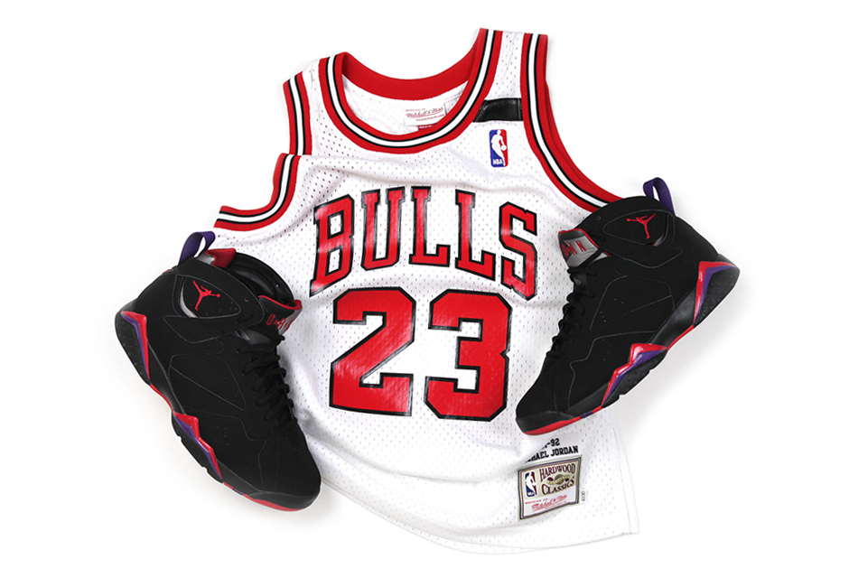 new style f3031 3c3aa Mitchell & Ness To Release Michael Jordan's Jersey From