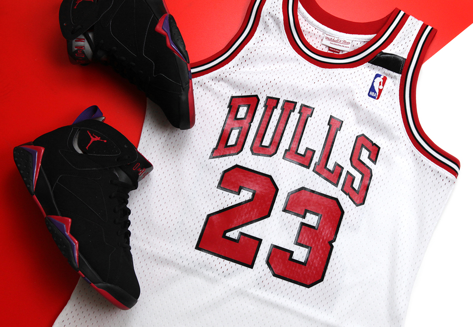 new style a1061 2800b Mitchell & Ness To Release Michael Jordan's Jersey From