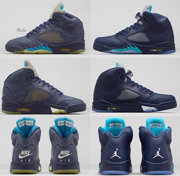 Air Jordan V Pre Grape Archives - Air