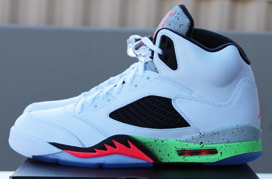 official photos 57000 8c40d Air Jordan 5