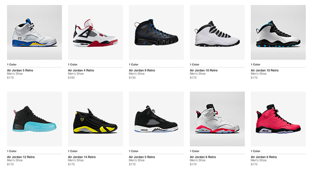 18 Big Time Air Jordans Just Restocked
