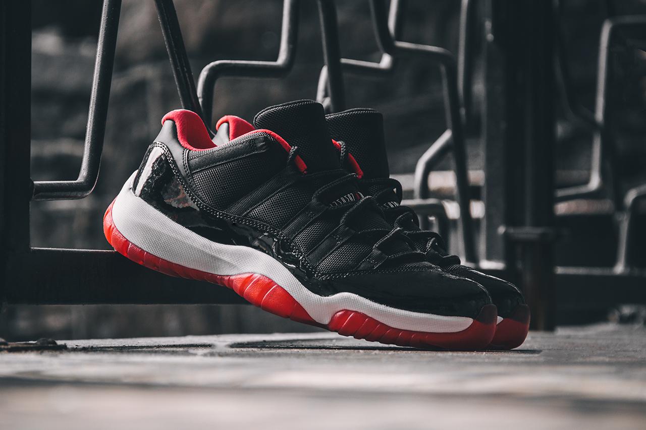 Air Jordan 11 Low Bred Release Reminder Air Jordans Release