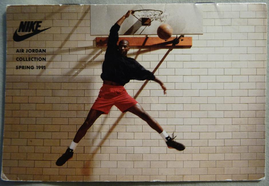 Vintage Gear: Nike Air Jordan