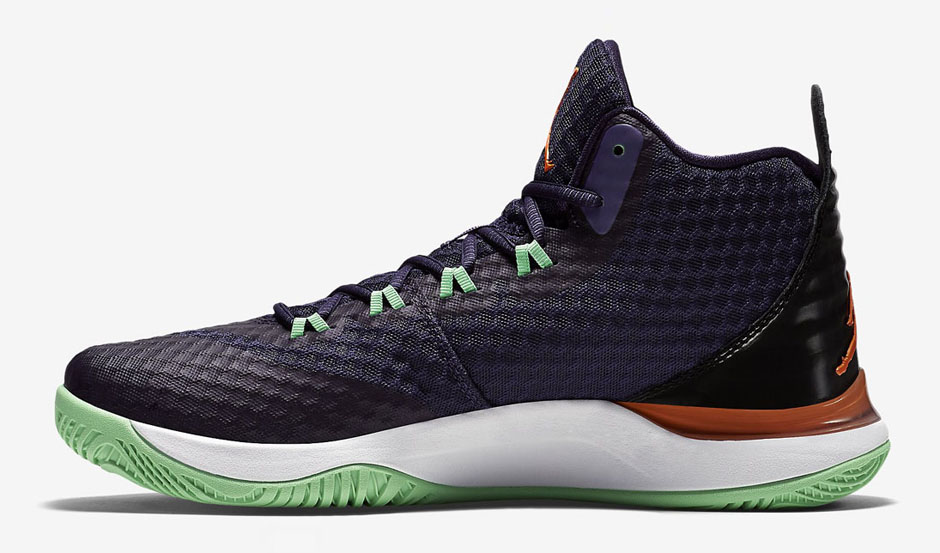 14e6ce0b8a8ce With a fuse-style mesh upper, a Flight Plate shank and a Zoom Air ride,  score another win for the Hare Jordan Collection. Watch for this SF3 PO  hitting ...