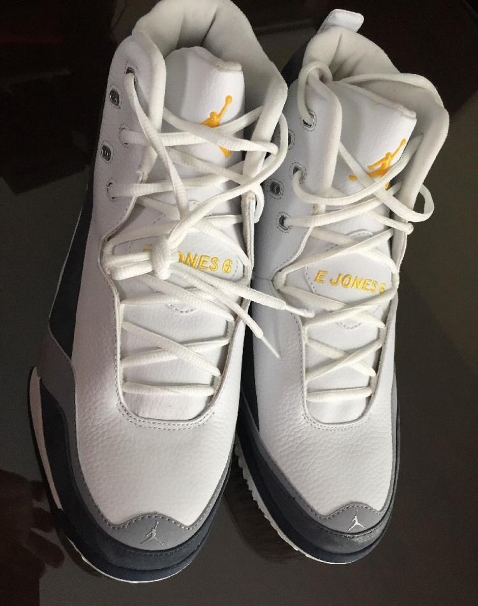 The Daily Jordan: Jordan Work'm PE - Eddie Jones - Air Jordans ...