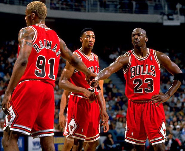 lucha Oferta de trabajo fácilmente  Elo Ratings Say Michael Jordan's Chicago Bulls Teams Are The Best Ever -  Air Jordans, Release Dates & More | JordansDaily.com