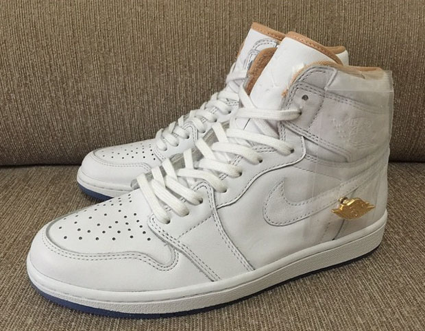 finest selection e30e7 85a02 New Look At Air Jordan 1 L.A. - Air Jordans, Release Dates ...