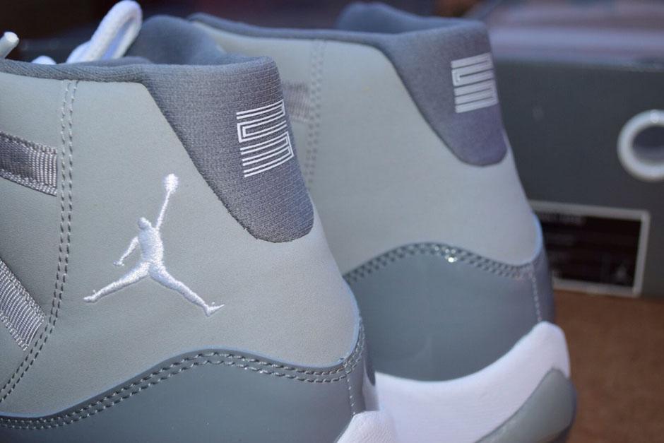Nike Air Jordan 11 Cool Grey 2010 (by soggiu23) | Nike
