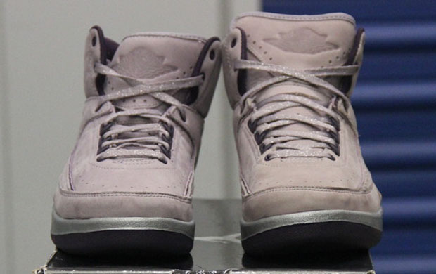 best sneakers 7864b 0bdd8 The Daily Jordan: Air Jordan 2