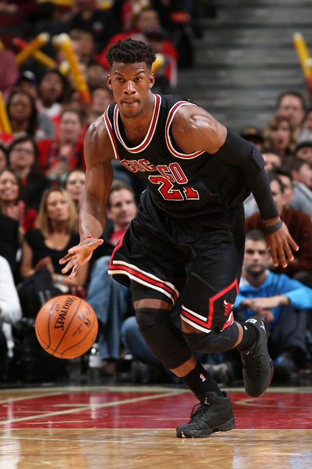 Jimmy Butler Says Healthy Feet And