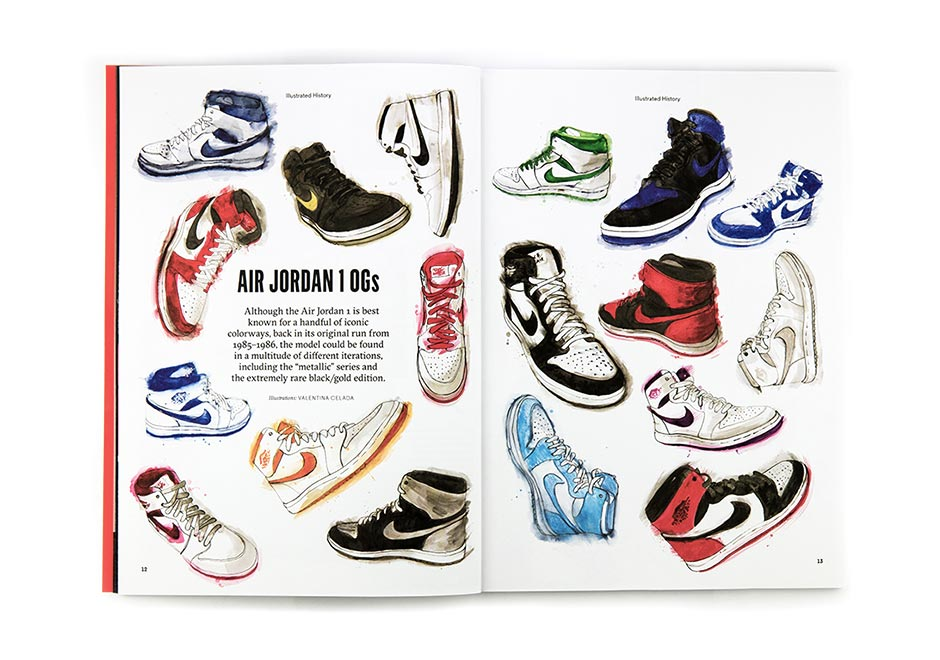 Thirty Years Of Air Jordan