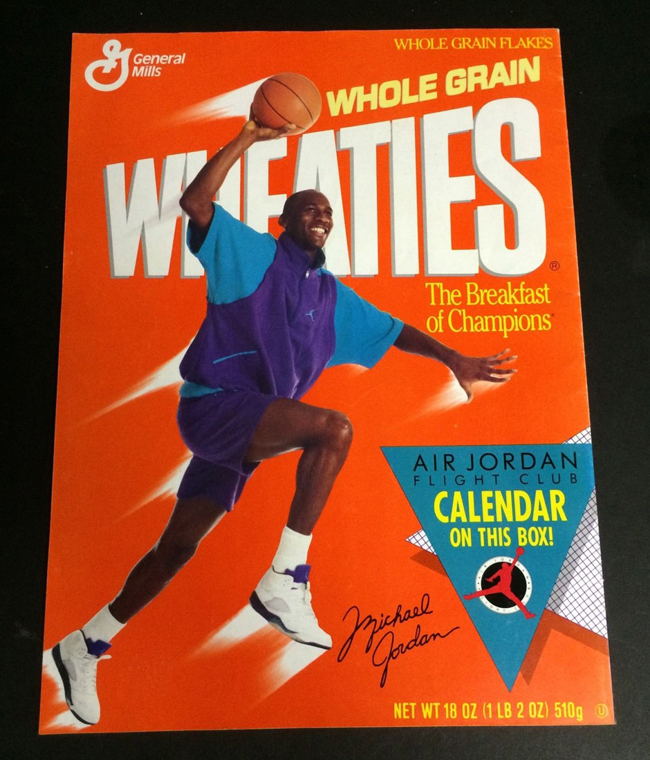 1991 Air Jordan Flight Club Calendar