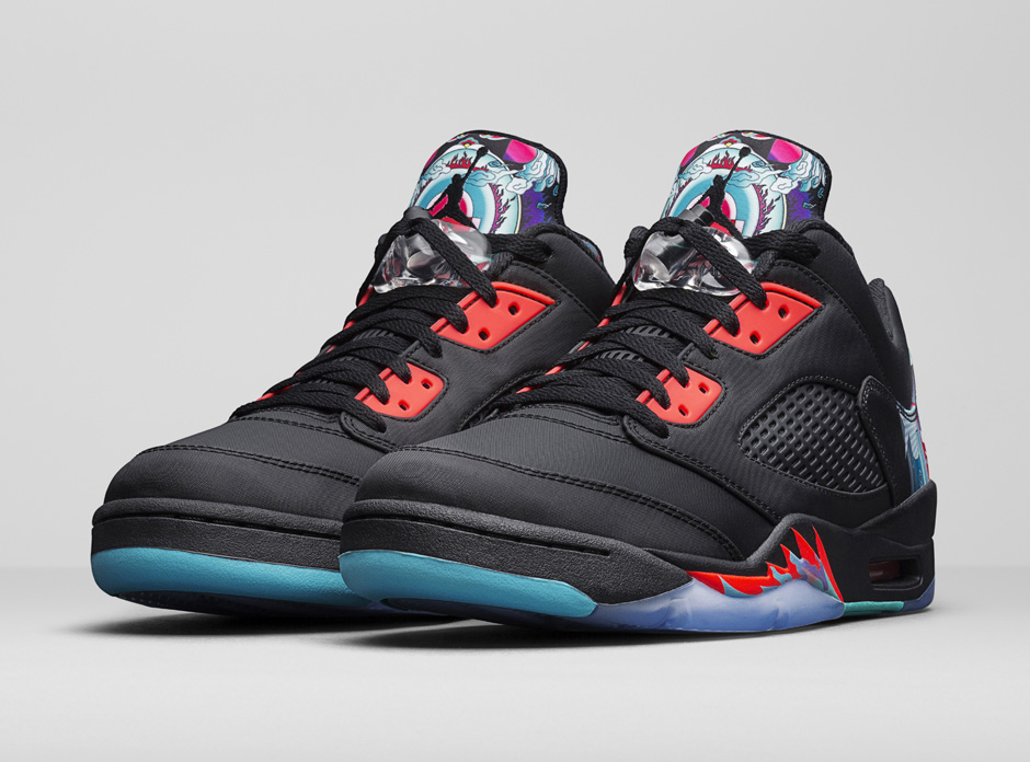 all chinese new year jordans