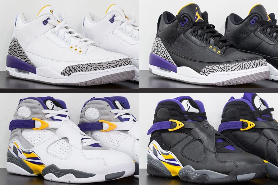 Jordan Brand Salutes Kobe Bryant With Exclusive Air Jordan Set