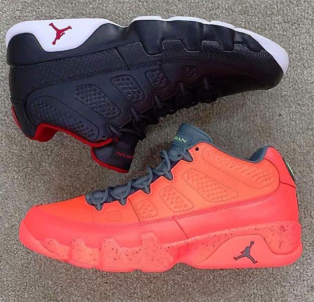 purchase cheap aa360 cf971 Air Jordan 9 Low Brings Back