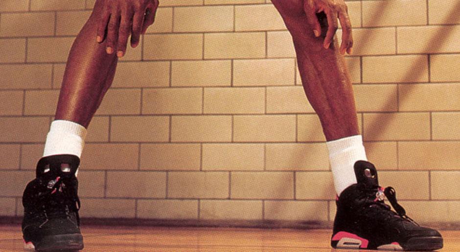 competitive price e38ea b8821 MJMondays: Michael Jordan Introduces Air Jordan 6 In One ...