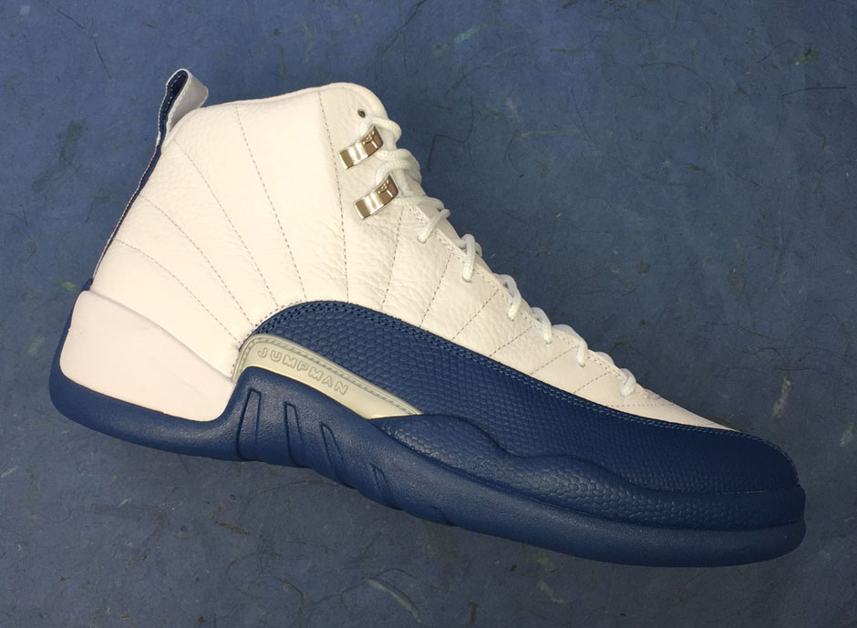 best sneakers a30fe 34521 New Look At Air Jordan 12