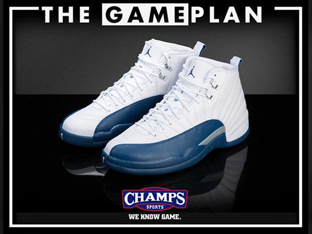 Champs Sports Draws Up The Air Jordan