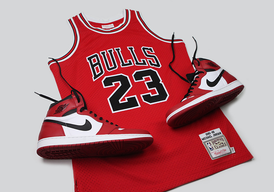 new styles 98994 1bcd4 Mitchell & Ness Releasing Michael Jordan's 63-Point Playoff ...
