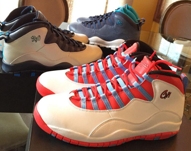 online store 70fee 59776 Air Jordan 10 LA Archives - Air Jordans, Release Dates ...