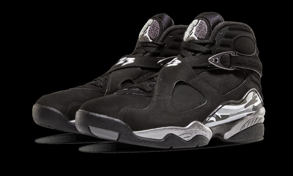 sports shoes cecca 4c9f1 Air Jordan 8 Chrome Archives - Air Jordans, Release Dates ...