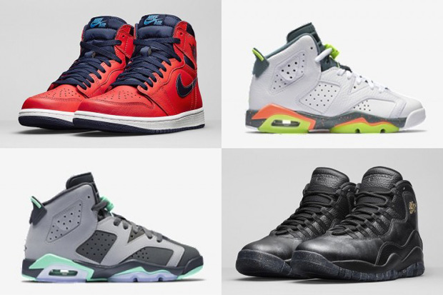nouveau concept dc5f0 0d01e Air Jordan Release Rundown - April 30th, 2016 - Air Jordans ...