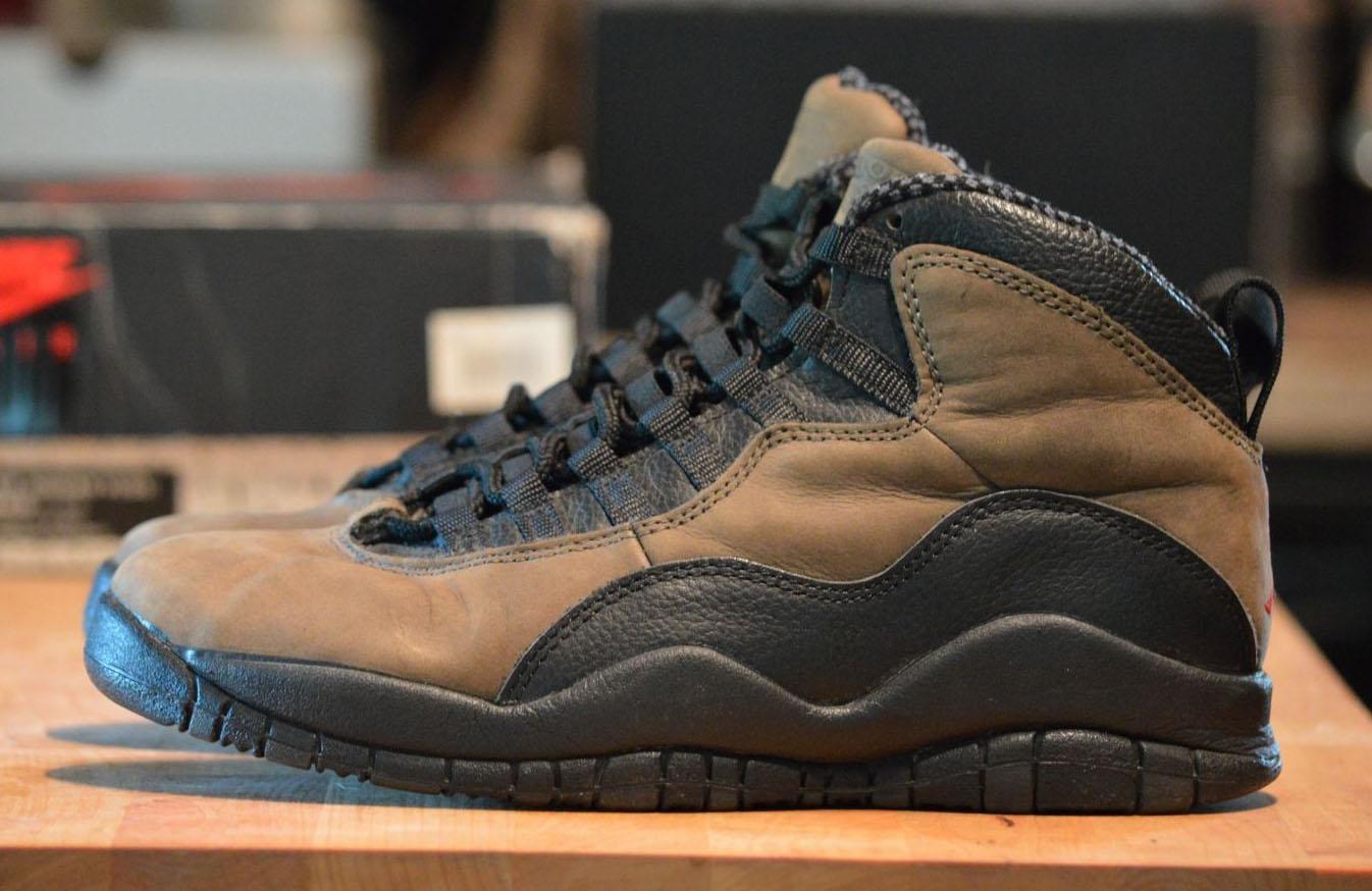 buy popular c55b5 54944 MJ Wore Air Jordan 10