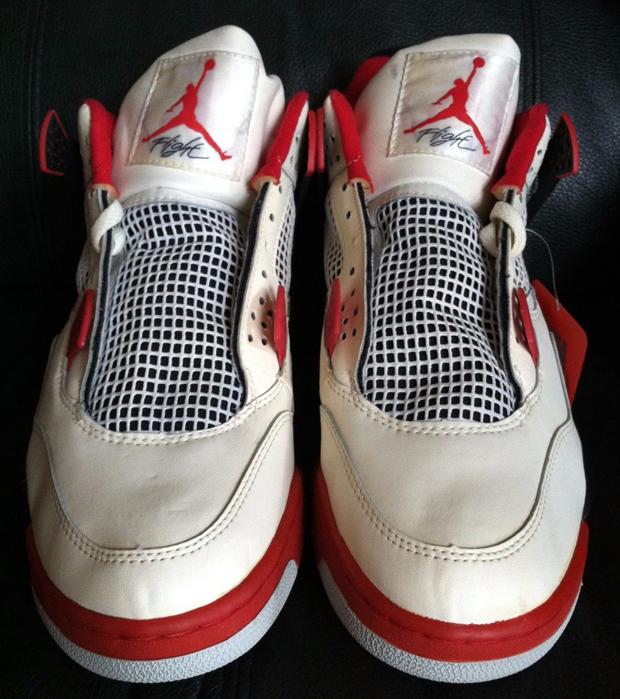 Vintage Gear: Air Jordan 4 \