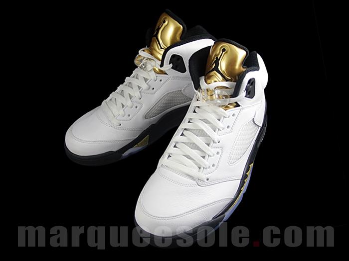 Jordan 5 Gold Tongue Olympic 136027 133 |