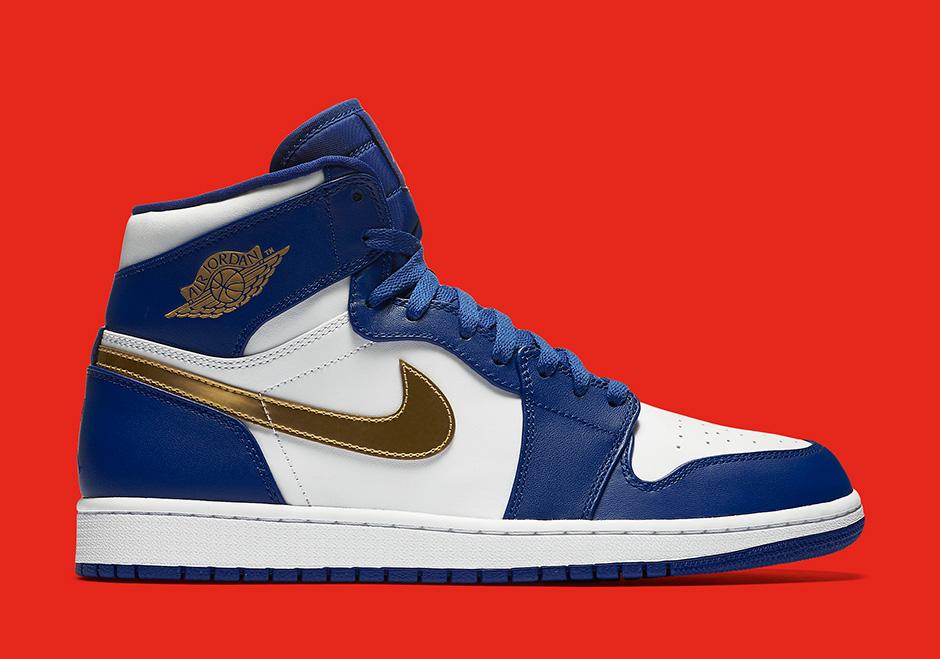Air Jordan 1 Retro High Olympic Air Jordans Release Dates