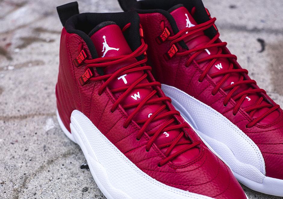 retro 12 gym red and black Sale Jordan