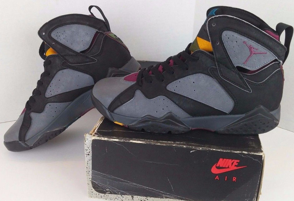 newest 72471 67dbb Vintage Gear: Air Jordan 7