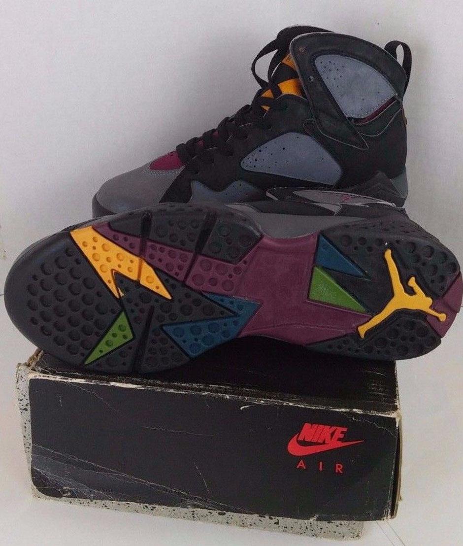 newest 4f26c 5a884 Vintage Gear: Air Jordan 7
