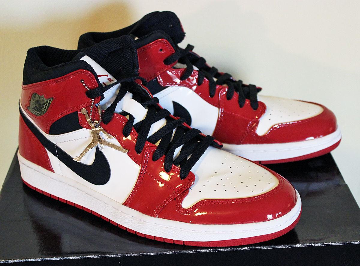 Air Jordan 1 Patent \