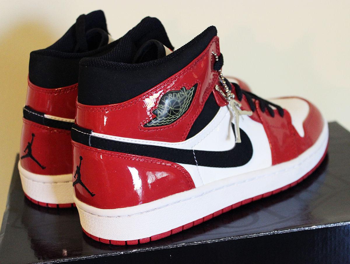 super popular 61139 d2ece The Daily Jordan: Air Jordan 1 Patent