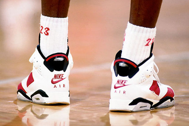 Flashback Friday: Air Jordan 6